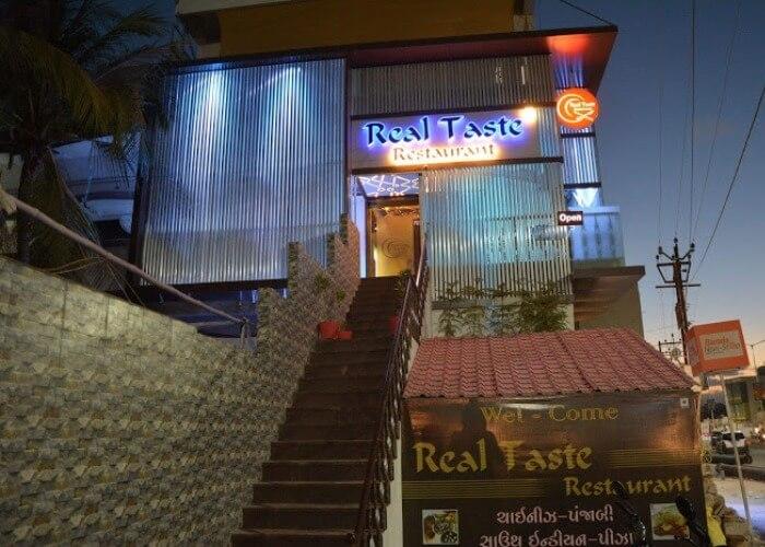 Real Taste Restaurant